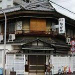 松島新地 緊急事態宣言により時短営業