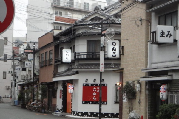 松島新地 緊急事態宣言で休業